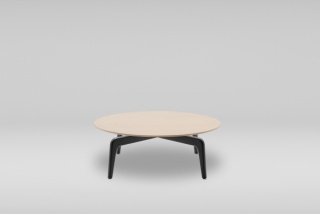 KANU TABLE, LOW Ø1000