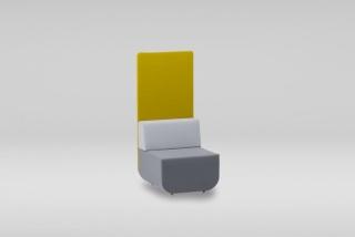 Basic LINK module, high screen