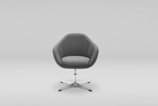 Fotel TULO Office 1 BK
