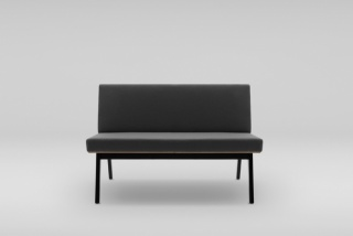 FIN 2 sofa, wooden base